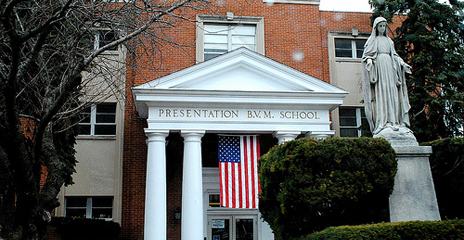 Presentation BVM School Building